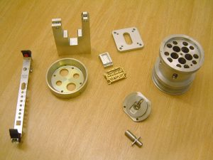 Misc milled parts